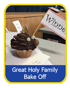 Great Holy Family Bake Off