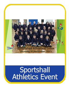 Sportshall Athletics Event 2017