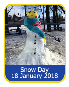 Snow Day 18th January 2018