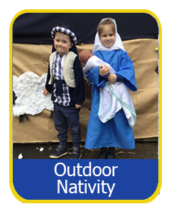 Outdoor Nativity Gallery