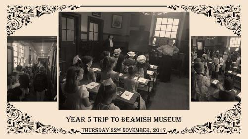 Year 5 Beamish Collage fb